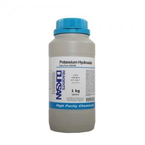 Hóa chất  Potassium Hydroxide Duksan